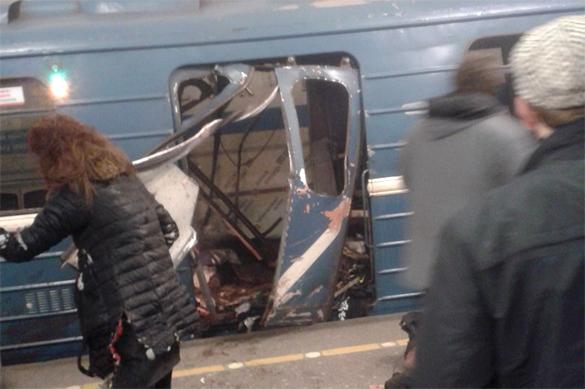 Attentat à Saint-Pétersbourg