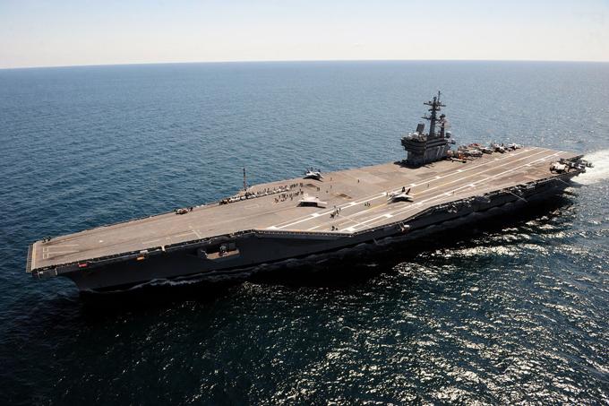 Comment détruire les porte-avions US: mode d'emploi