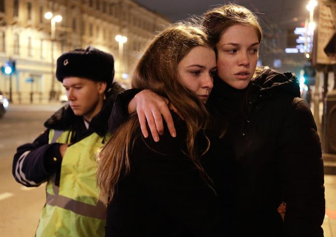 Après l'attentat