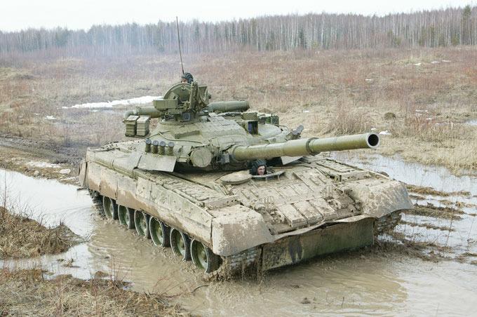 Un des éléments-clés de la force de l'armée russe
