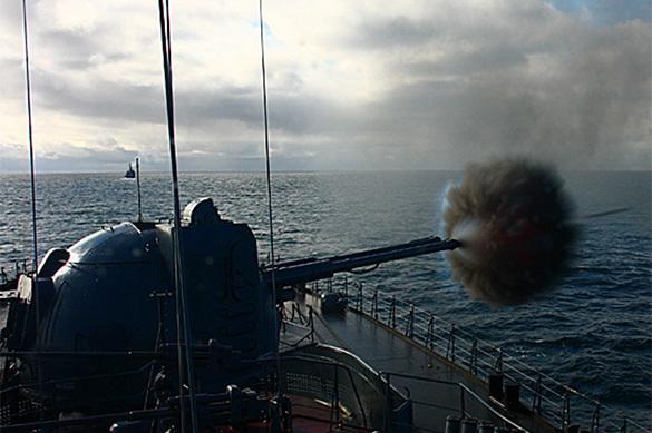 Un missile russe est capable de détruire un navire britannique dernier cri