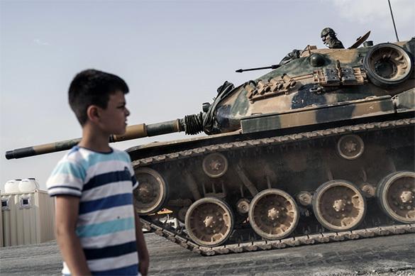 """""""La Russie a dissuadé la Turquie en Syrie"""""""
