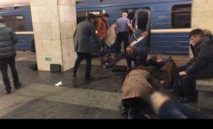 Explosion dans le métro de Saint-Pétersbourg: plusieurs victimes