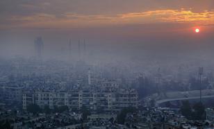 Moscou prédit une nouvelle fausse attaque chimique en Syrie