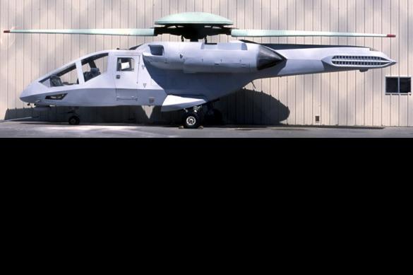 Un nouveau prototype de l' aéronautique russe mariant deux concepts – hélicoptère et avion – a vu le jour.