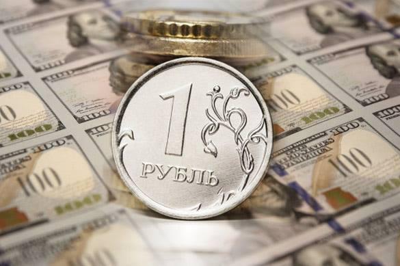 Le conseiller de Poutine veut fixer le rouble