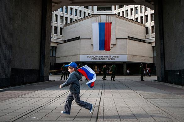 Les partis européens s'apprêtent à reconnaître la Crimée