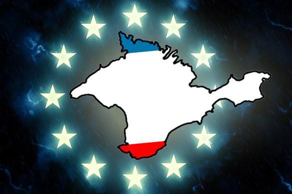 Les députés européens ont «débloqué» la Crimée