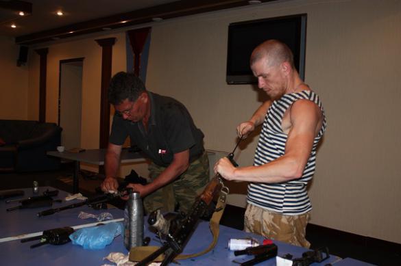 «Motorola», chef des milices armées de Donetsk, a été assassiné