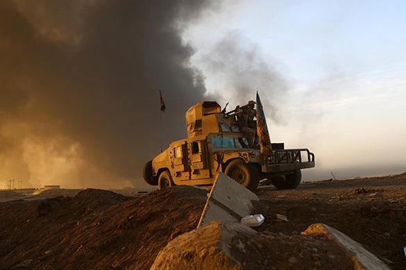 La libération de Mossoul tourne à la catastrophe