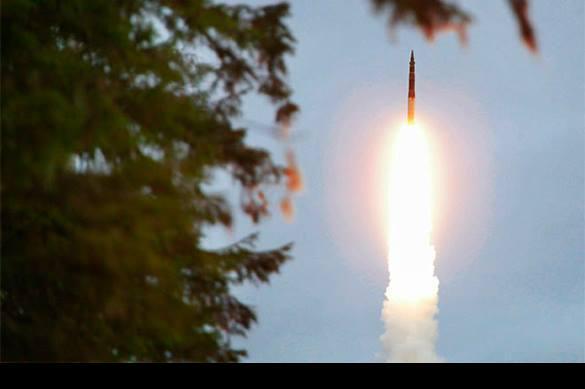 La Russie vient de tester son premier missile hypersonique