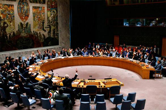 Le «Livre Blanc» sur la Syrie a secoué le Conseil de Sécurité