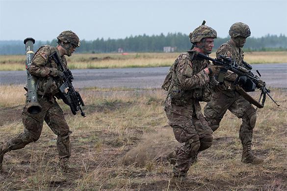 L'OTAN a déclaré se tenir prête à un conflit avec la Russie