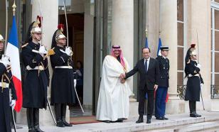 Les Russes discutent avec les Français sur l'avenir de la France