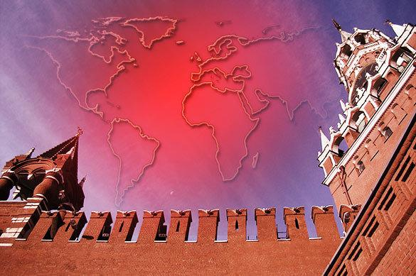 La Russie accaparera l'Eurasie et boutera l'OTAN dehors