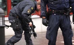 L'intifada à Stockholm