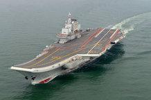 Le premier porte-avions chinois