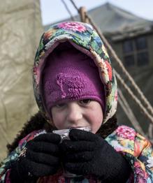 Donbass - Avdeevka - Ligne de Front