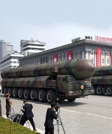 On ne rigole pas avec l'armée nord-coréenne