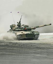 Un des éléments-clés de la force de l armée russe