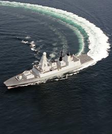Londres envoie son Daring en mer Noire pour dissuader les sous-marins russes